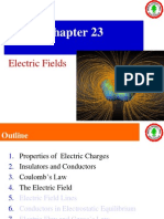 Chapter23 Elelctric Fields