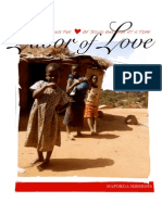 Labor of Love Booklet