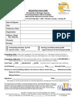 MI Summit Registration Form