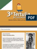 3a Tertulia