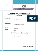 s&s lab manual