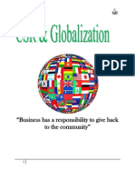 globalization and CSR