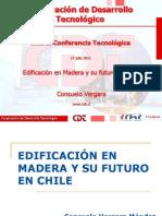 Edificacion Madera Chile-consuelo Vergara