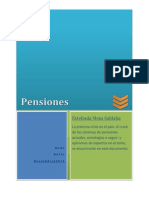 Ensayo Final Pensiones en Mexico