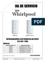 Whirlpool+No+Frost+36!40!44 48