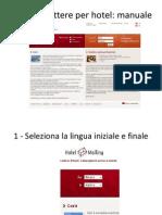 Tradurre Lettere Per Hotel - Manuale d'uso