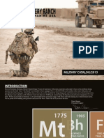 Mystery Ranch Military Catalog 2013