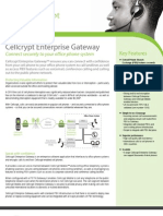 Cellcrypt Enterprise Gateway USA V3.4-A-V2 0