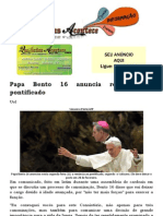 Papa Bento 16 anuncia renúncia ao pontificado.docx