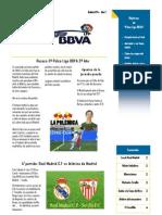 Boletin Palco Liga BBVA 2º año 4ª Edicion IMPRIMIR
