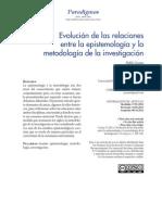espitemologia y metodología