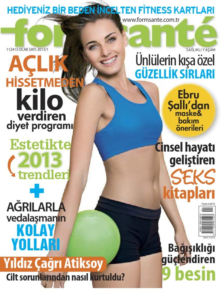 Sporla dolu bir hayatta: kızlar için bir egzersiz odasında eğitim programı