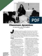 Classroom Dynamics _ Interviu Cu Hadfield