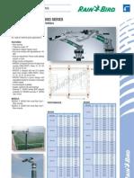 RainGun SR3003 Teknik Katalog