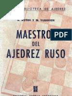 Maestros Del Ajedrez Ruso