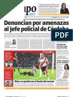 Tiempo Argentino Censura
