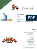 Dossier Campus de Los Campeones 2013