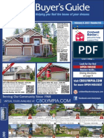 Coldwell Banker Olympia Real Estate Buyers Guide February 9th 2013