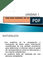 Auditoria 1 Unidad 11