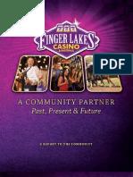 Community Report - Finger Lakes Casino & Racetrack