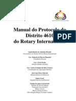 Manual Do Protocolo Do Distrito 4610
