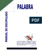 Palabra Fiel - Manual Maestro