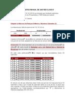 Subneteo Manual de Una Red Clase b
