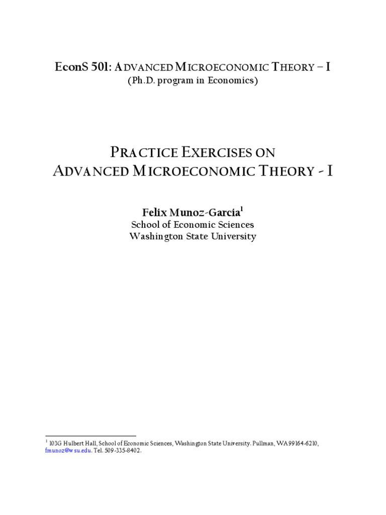 Practice exercises advanced micro mathematics physics mathematics fandeluxe Image collections