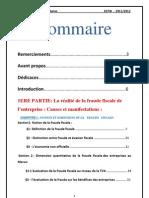 La Fraude Fiscale Au Maroc