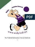Wallyball Rules