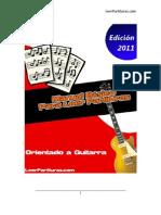 Manual de Solfeo Para Guitarra
