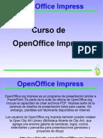 Presentación OpenOffice Impress