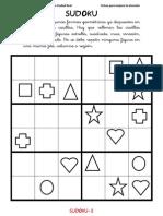 Sudokus Figuras Geometricas 6x6 2