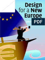 Design for a New Europe