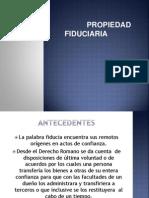 Expo Fiducia Civil y Mercantil