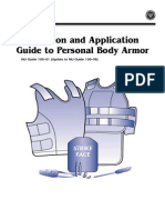 Guide to Body Armor