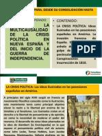 5.- La Crisis Politica. (1)