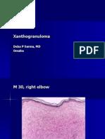 Xanthogranuloma, M 30, Right Elbow