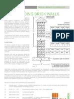 BDA Free Standing Walls