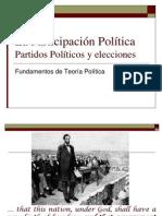 T9 La Participación Política