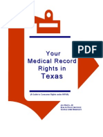 Medical Records Rights