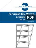 AISC Design Guide 03 - Serviceability Design Considerations for Steel Buildings - 2Nd Edition