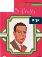 Cole Porter for Classical Guitar Book