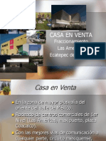 Casa en Venta Americas Ecatepec OK