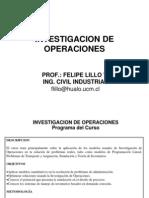 Inv de Operaciones