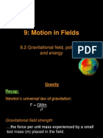 35 Gravitational Field, Potential and Energy 2