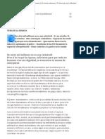 El Mundo, De Unos Cuantos (II)_ El Control Poblacional - El Observador de La Actualidad
