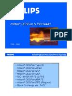 Phillips MiFARE Desfire EV1