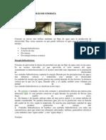 GENERACION DE ENERGIA A TRAVÉS DEL AGUA
