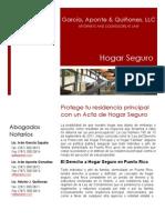 GAQ Newsletter - Ley de Hogar Seguro-2